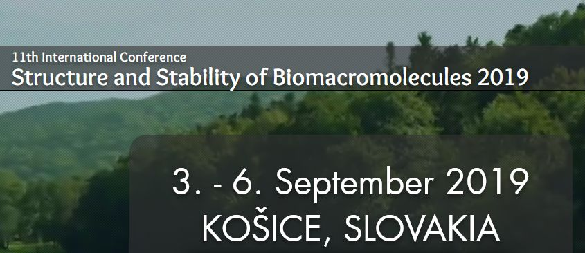 Structure and Stability of biomacromolecules 2019